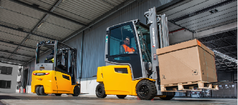 Forklift trucks – efficient all-rounders