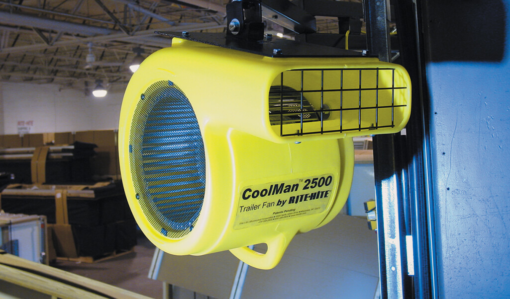 Coolman Trailer Fan