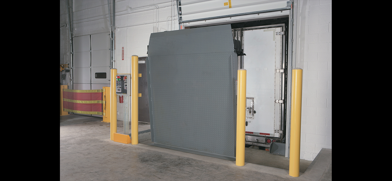 RHV 4100 Vertical Storing