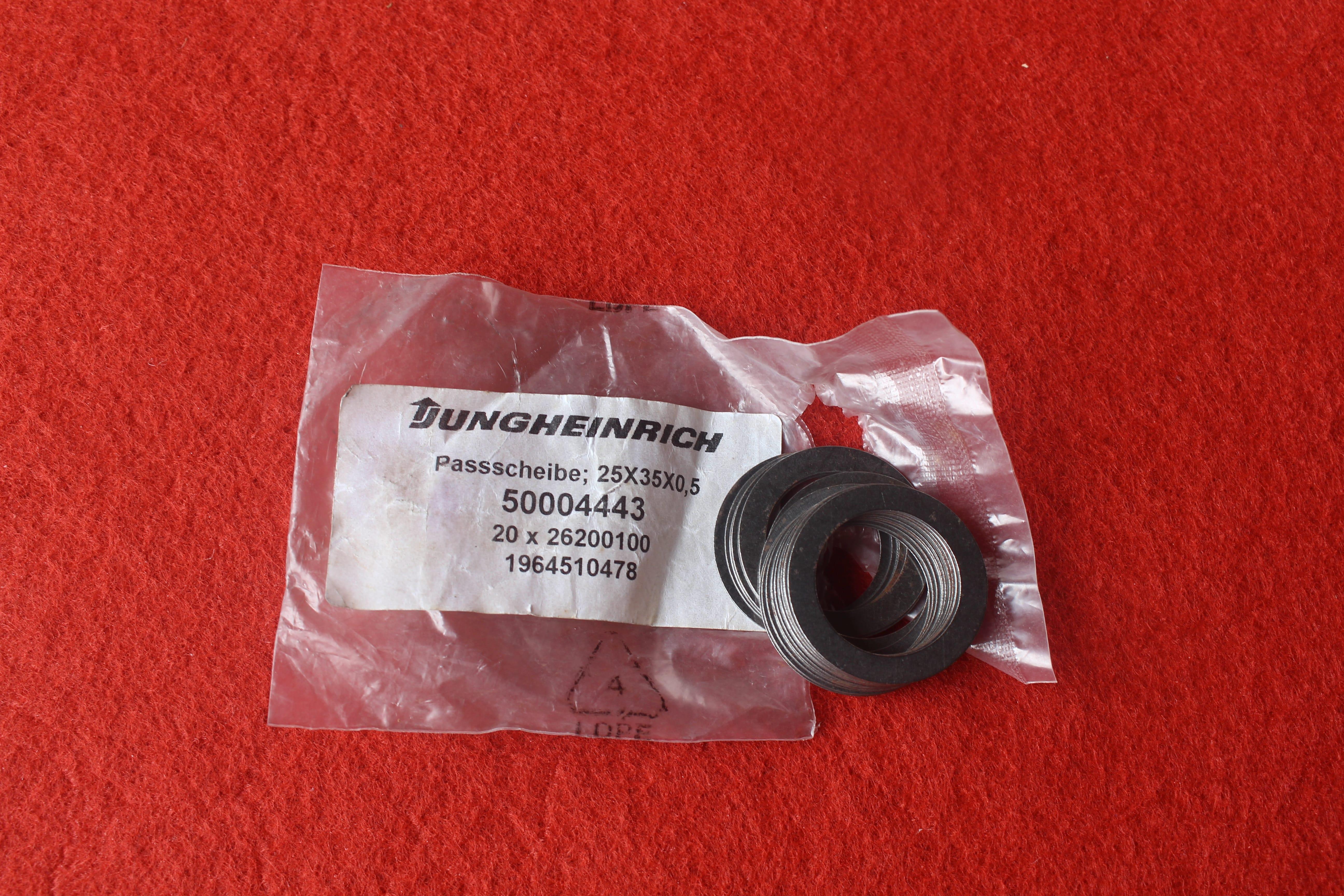 Shim, Bundle -  Miếng Đệm Sắt Xe Nâng 25x35x0.5