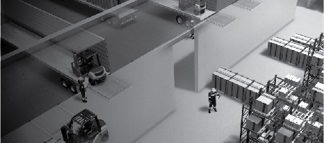 From good to best solution to secure safety at the loading dock area