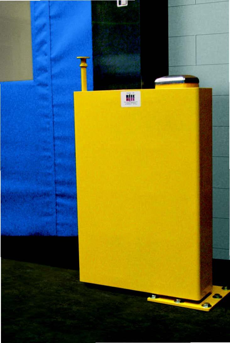 Warden SS - Nẹp bảo vệ khung cửa Split-second Doors