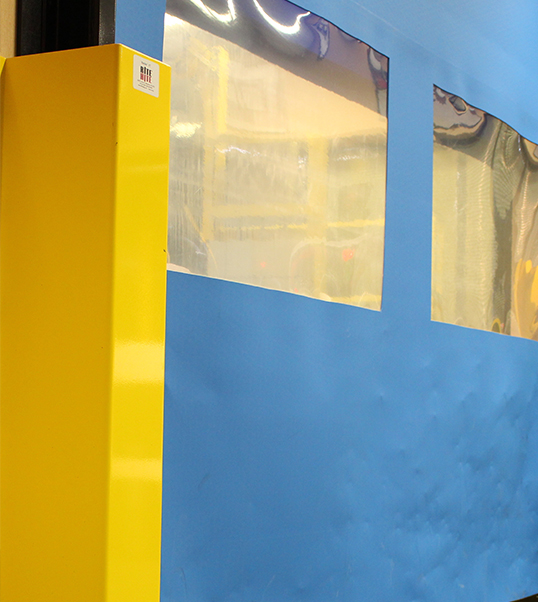 Thanh chắn bảo vệ mép cửa (Door track protection)