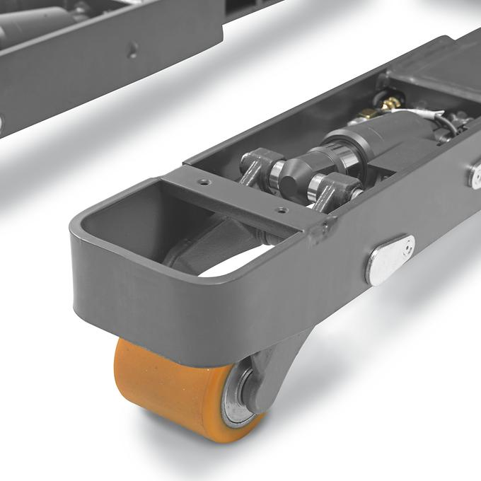 EJC 112 with Ramp Comfort