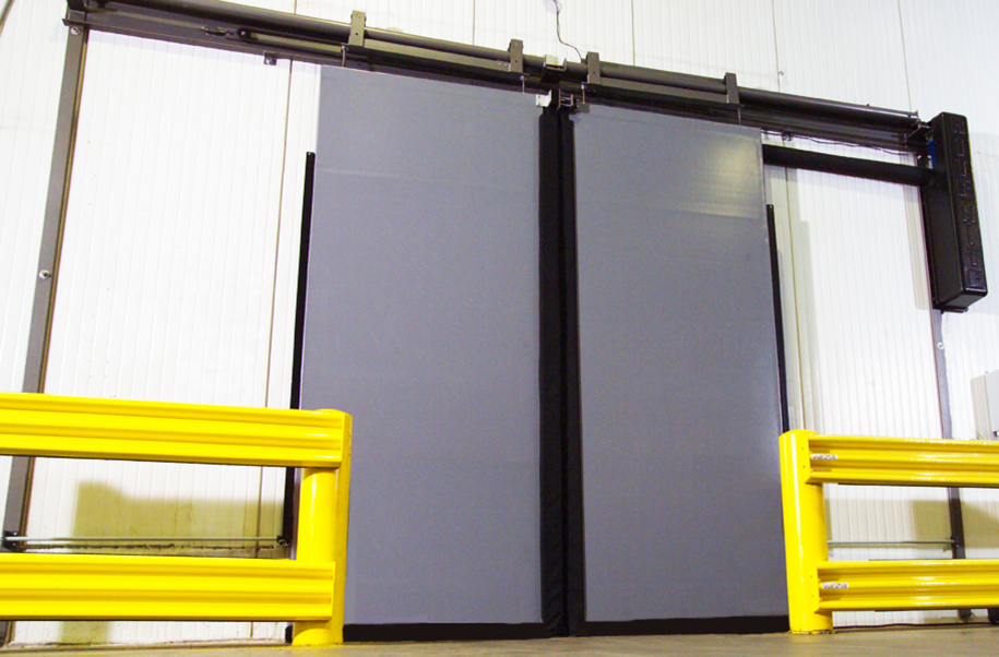 Cửa dành cho Kho Lạnh Barrier Glider